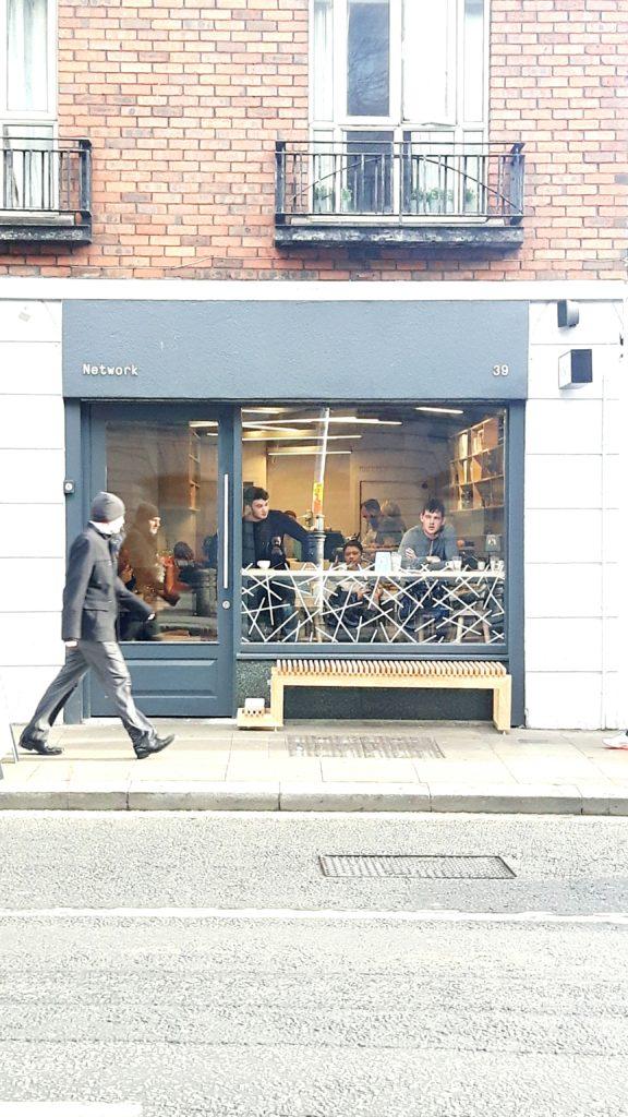 Cafes to study dublin